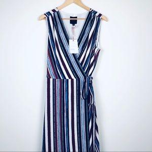 Alex Marie Wrap Dress